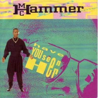 MC Hammer Have You Seen Her album cover