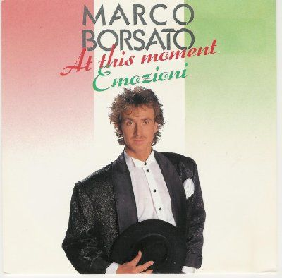 Marco Borsato Emozione/At This Moment album cover