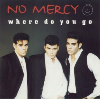 No Mercy Where Do You Go album cover