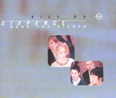 Sixpence None The Richer Kiss Me album cover