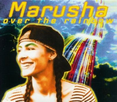 Marusha Over The Rainbow album cover