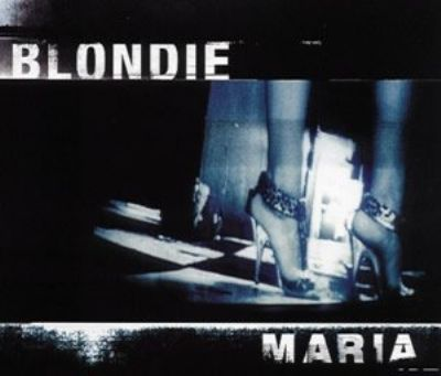 Blondie Maria album cover