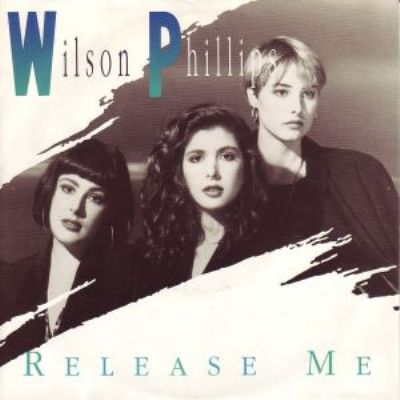 Wilson Phillips Release Me album cover