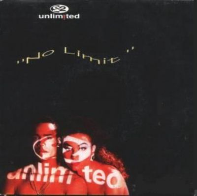 2 Unlimited No Limit album cover