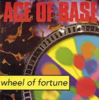 Ace Of Base Wheel Of Fortune album cover