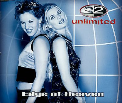 2 Unlimited Edge Of Heaven album cover
