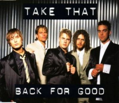 Take That Back For Good album cover